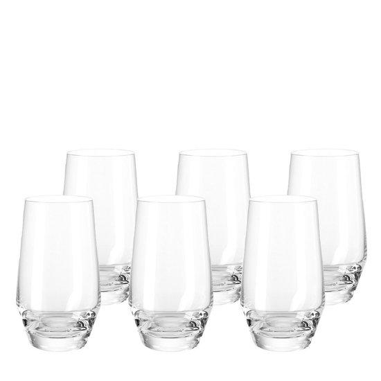 Leonardo Puccini Longdrinkglas - 36 cl - 6 stuks