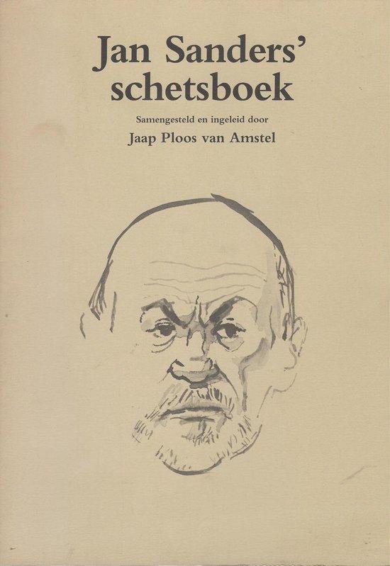 Jan Sanders' schetsboek - Jan Sanders |