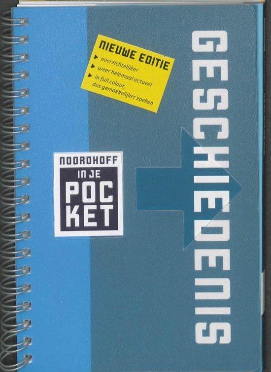 Noordhoff Geschiedenis in je pocket - T. van der Geugten |