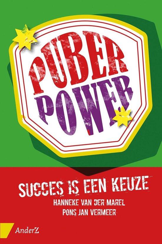 Puberpower - Hanneke van der Marel | Readingchampions.org.uk