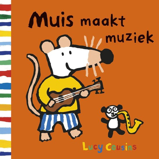 Muis - Muis maakt muziek - Lucy Cousins pdf epub