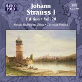 Strauss I: Edition.Vol.20