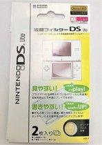 Dolphix - Screenprotector bescherm folie voor Nintendo DS Lite