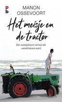 Meisje en de tractor
