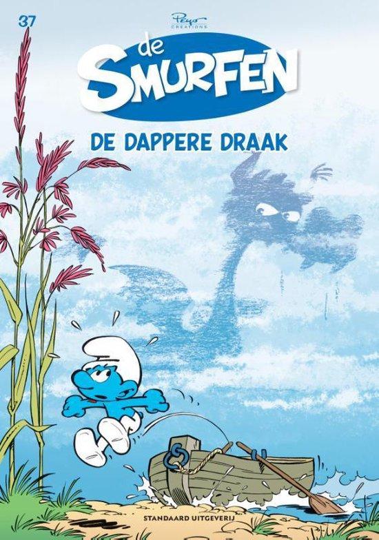 De Smurfen 37 - De dappere draak - Peyo  