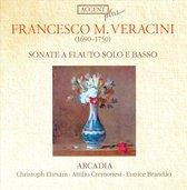 Sonate A Flauto Solo E Basso Nr. 1-6