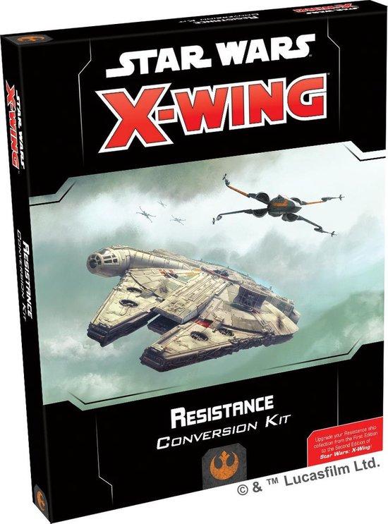 Afbeelding van het spel Star Wars X-wing 2.0 Resistance Conversion Kit