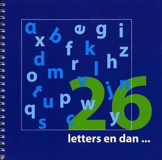 26 Letters En Dan...