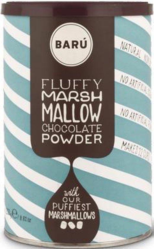 Barú Fluffy Marshmallow Chocolate Powder