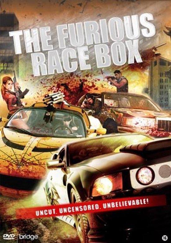 Cover van de film 'Race Box'