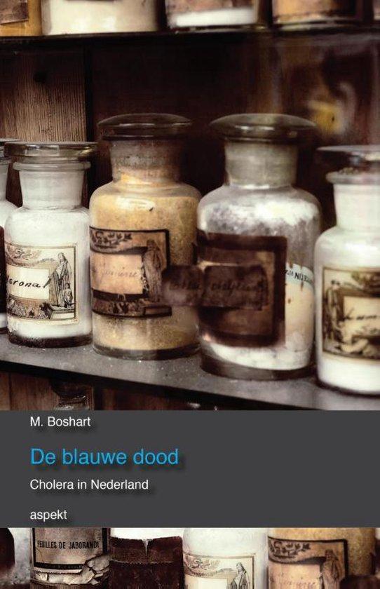De blauwe dood - M. Boshart   Fthsonline.com