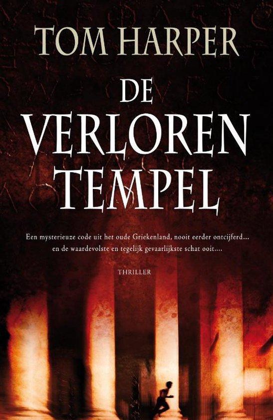 De Verloren Tempel - Tom Harper  