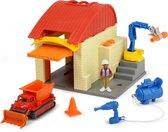 Dickie Bob de Bouwer - Garage Playset
