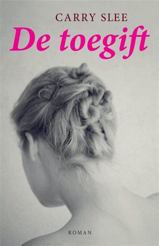Cover van het boek 'De toegift'