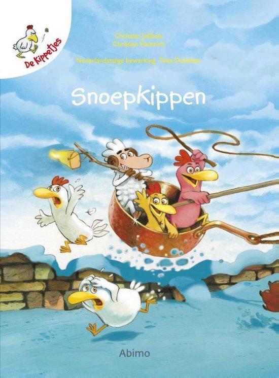 Boek cover Snoepkippen van Christian Jolibois (Paperback)