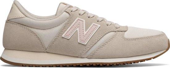 New Balance 420 Sneakers Dames - Beige - Maat 40