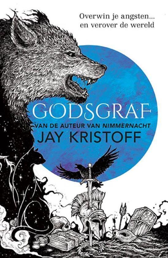 Nimmernacht 2 - Godsgraf - Jay Kristoff |
