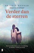Boek cover Verder dan de sterren van Kristin Hannah (Onbekend)