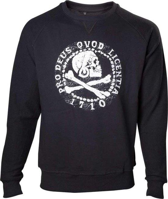 UNCHARTED 4 - Sweater Pro Deus Qvod Licentia (XXL)