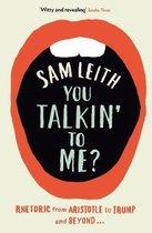 Boek cover You Talkin To Me? van Sam Leith