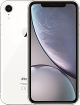Apple iPhone XR - 64GB - Wit