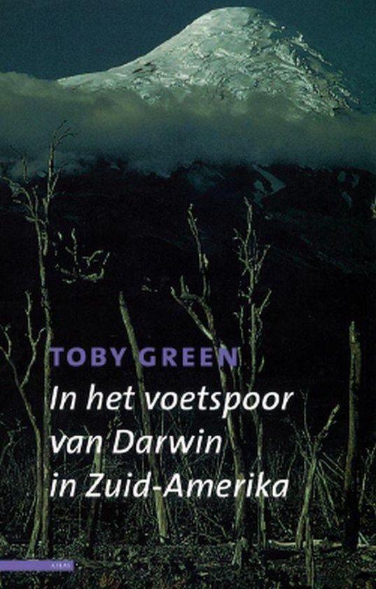 In het voetspoor van Darwin in Zuid-Amerika - Toby Green   Readingchampions.org.uk