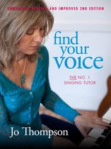Omslag Find Your Voice: The No.1 Singing Tutor