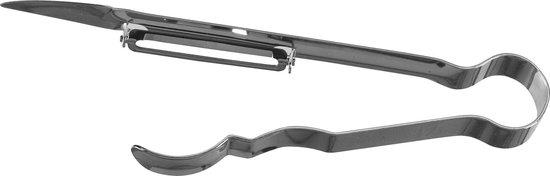 Westmark Peel-Master Aspergeschiller 17,3 x 5,5 x 1,5 cm - RVS
