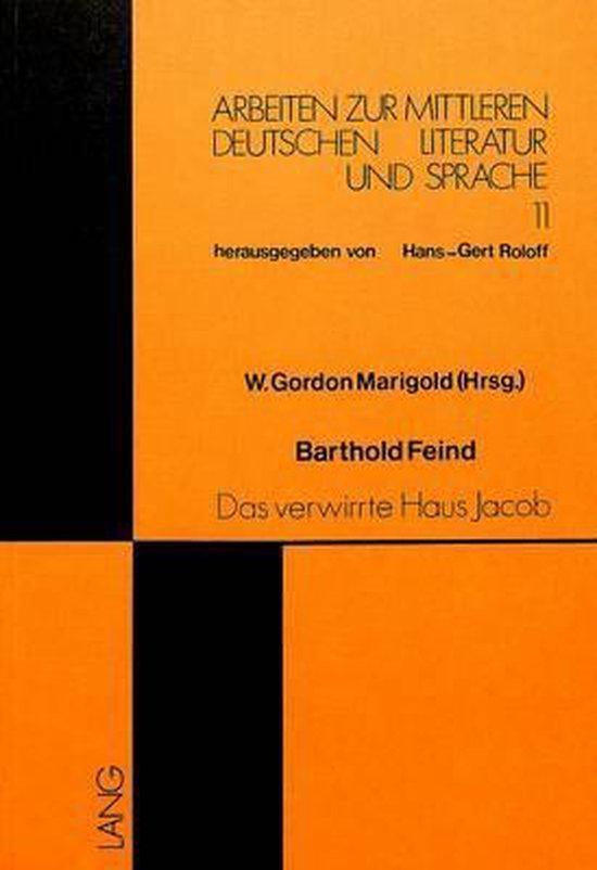 Barthold Feind