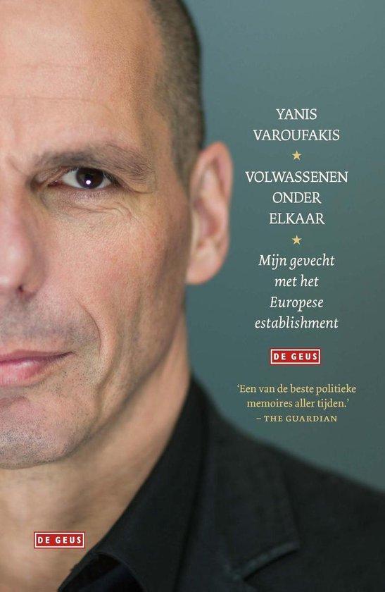 Volwassenen onder elkaar - Yanis Varoufakis | Readingchampions.org.uk