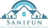 Sanifun Opklapbare Toiletbeugels