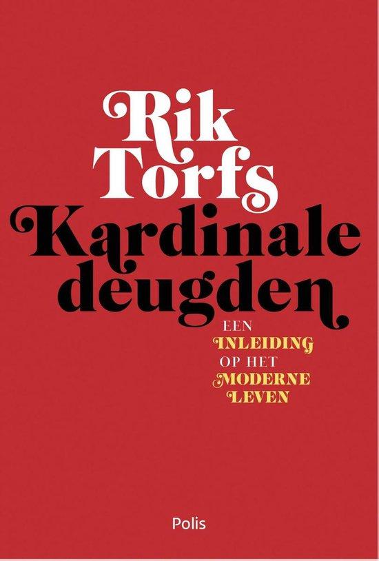 Kardinale deugden - Rik Torfs |