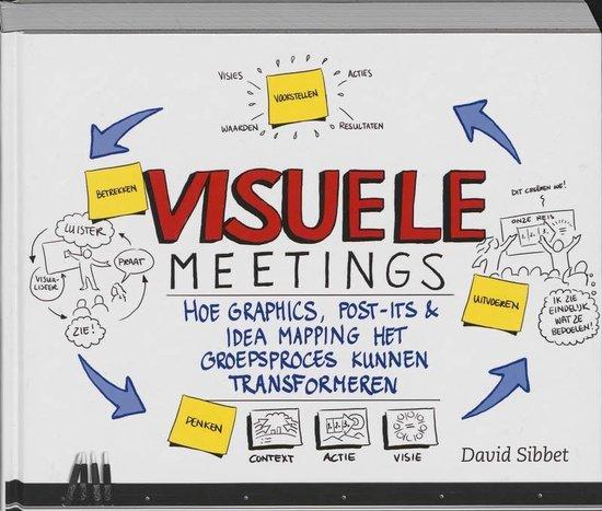 Visuele meetings - David Sibbet |