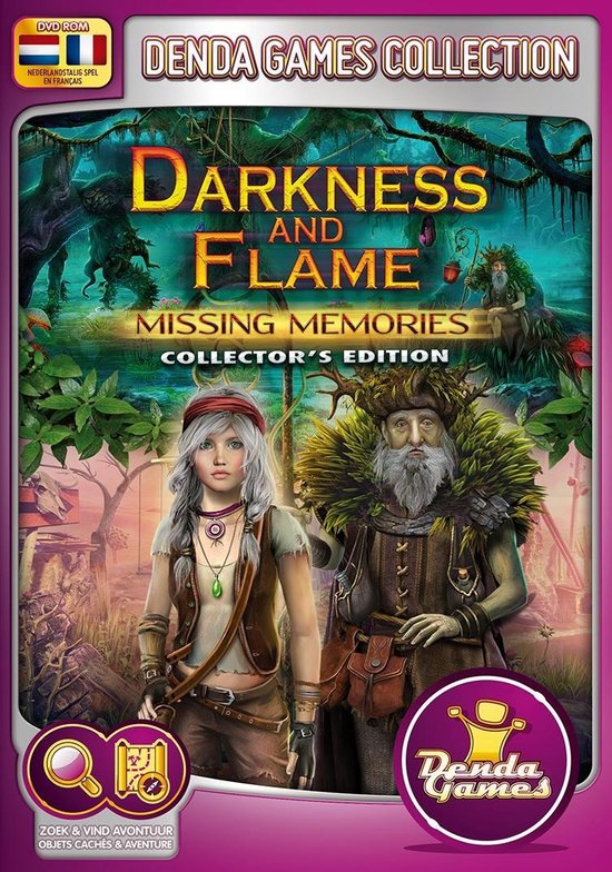Darkness and Flame 2: Missing Memories (Collector's Edition) (PC)