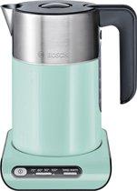 Bosch TWK8612P Styline - Waterkoker - Aquablauw
