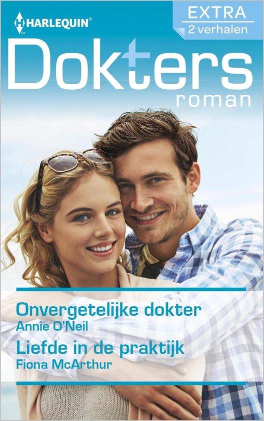Doktersroman Extra 118 - Onvergetelijke dokter ; Liefde in de praktijk - Annie Oneil pdf epub
