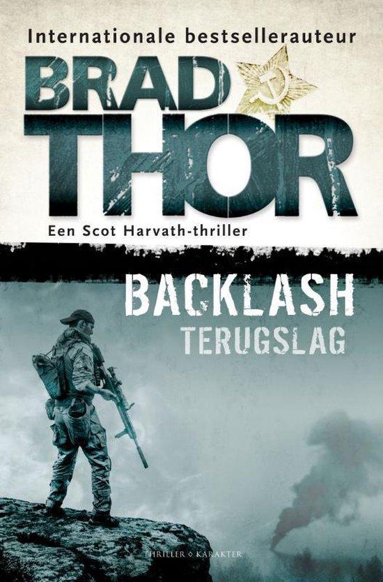Scot Harvath - Backlash (terugslag) - Brad Thor   Fthsonline.com