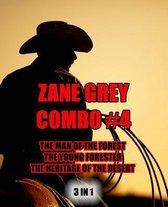 Zane Grey Combo #4