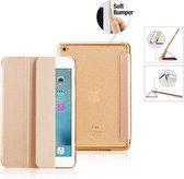 BTH | Apple iPad Air 2 Hoes Flexibele achterkant - Goud