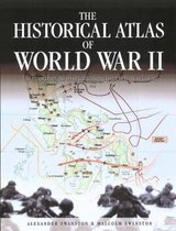 Omslag The Historical Atlas of World War II