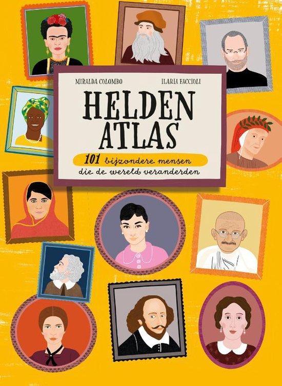 Heldenatlas - Miralda Colombo   Readingchampions.org.uk