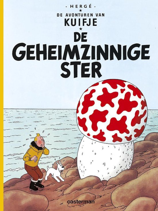 Kuifje 10. de geheimzinnige ster - Hergé |