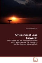 Africa's Great Leap Forward?