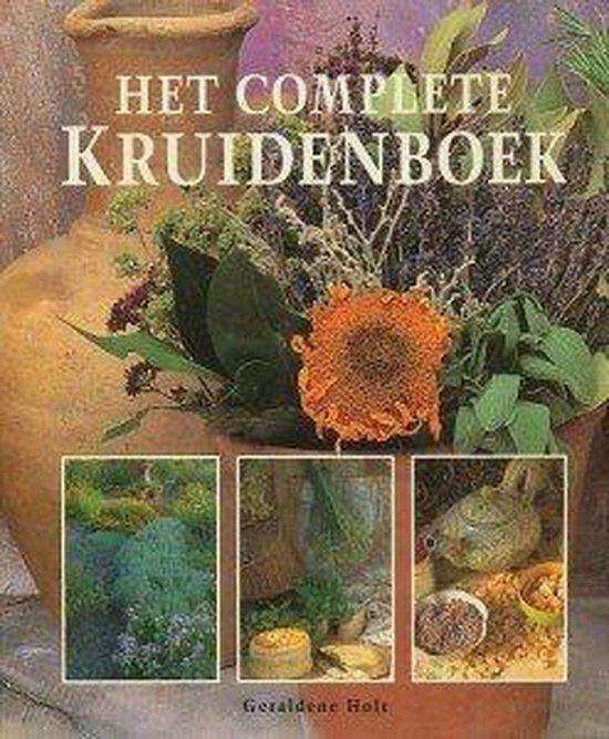 Het complete kruidenboek - Geraldine Holt |