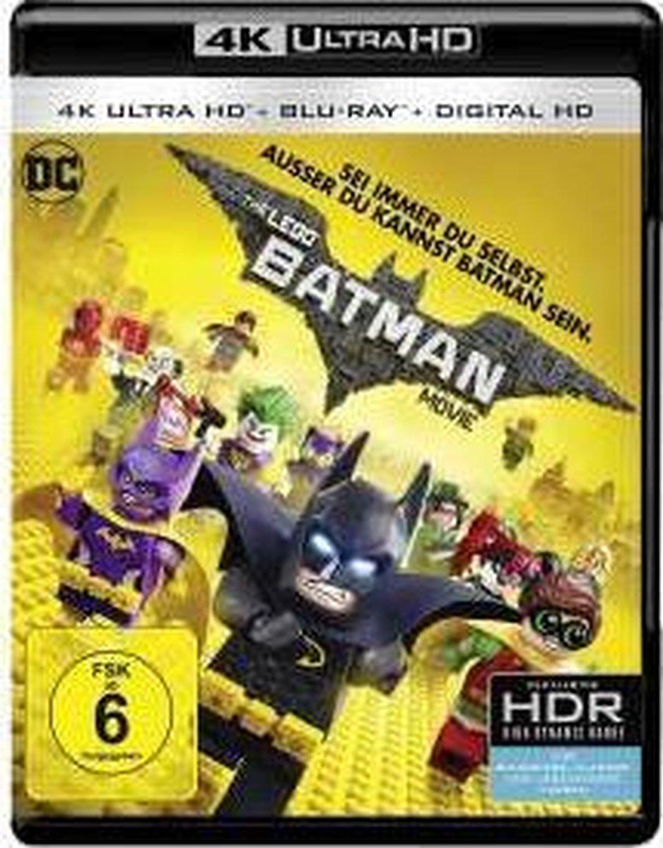 The Lego Batman Movie (4K Ultra HD Blu-ray) (Import)-