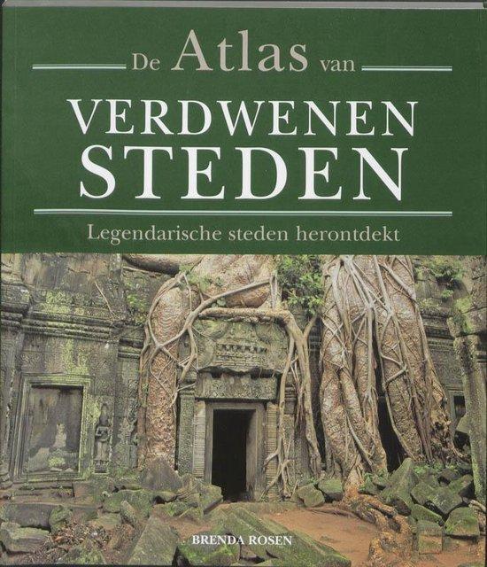 De atlas van verdwenen Steden - B. Rosen | Readingchampions.org.uk