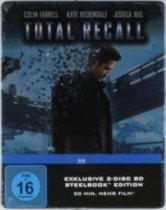 Total Recall (2012) (Extended Director's Cut) (Blu-ray im Steelbook)