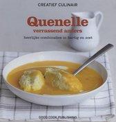Creatief Culinair - Quenelle
