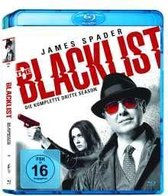 The Blacklist Season 3 (Blu-ray)