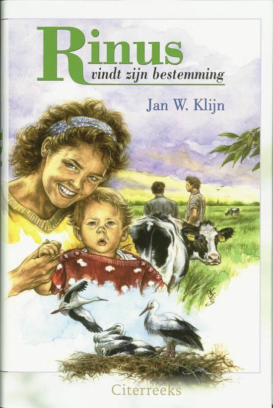 Rinus vindt zijn bestemming - Jan W. Klijn |